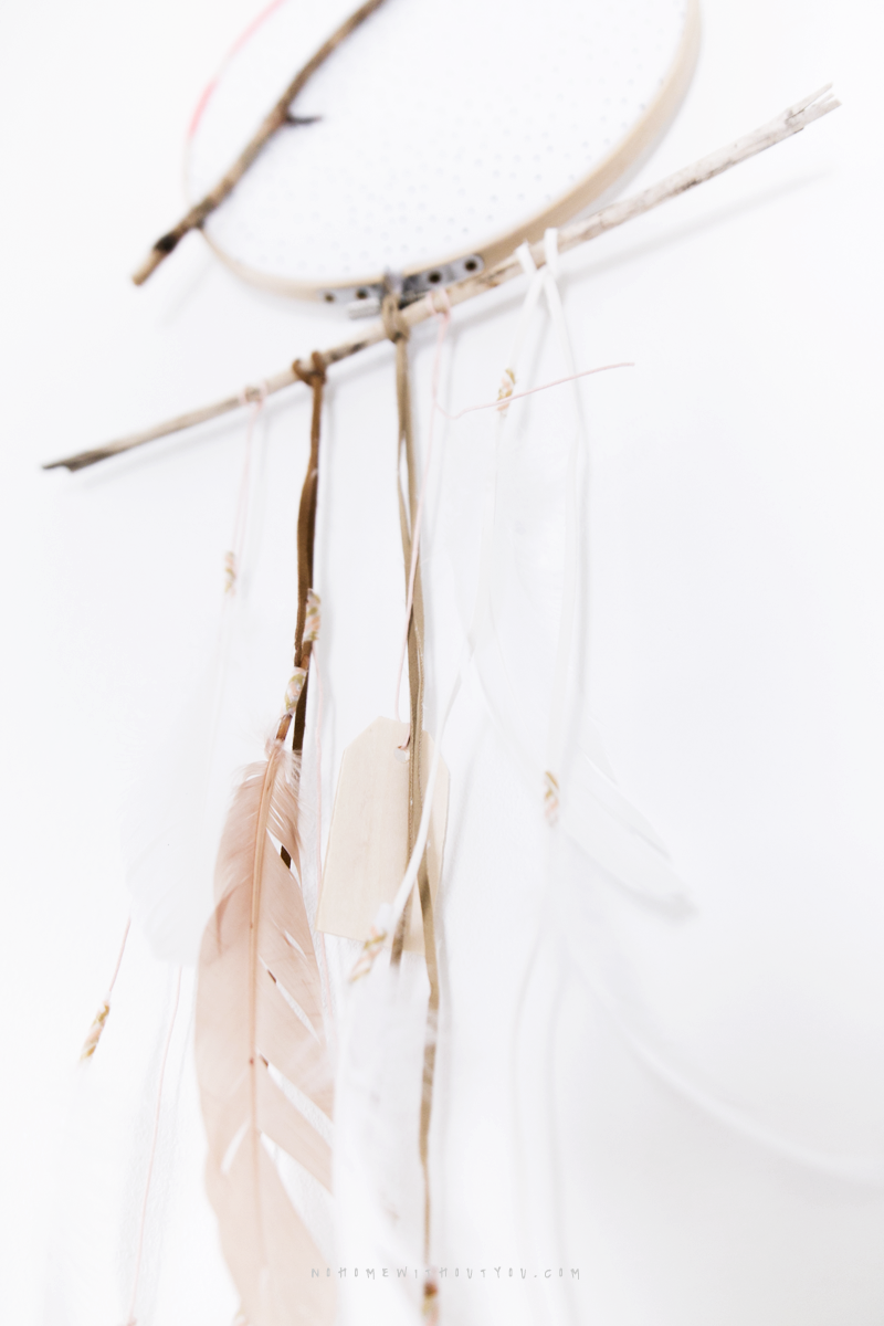 DIY dream catcher 3