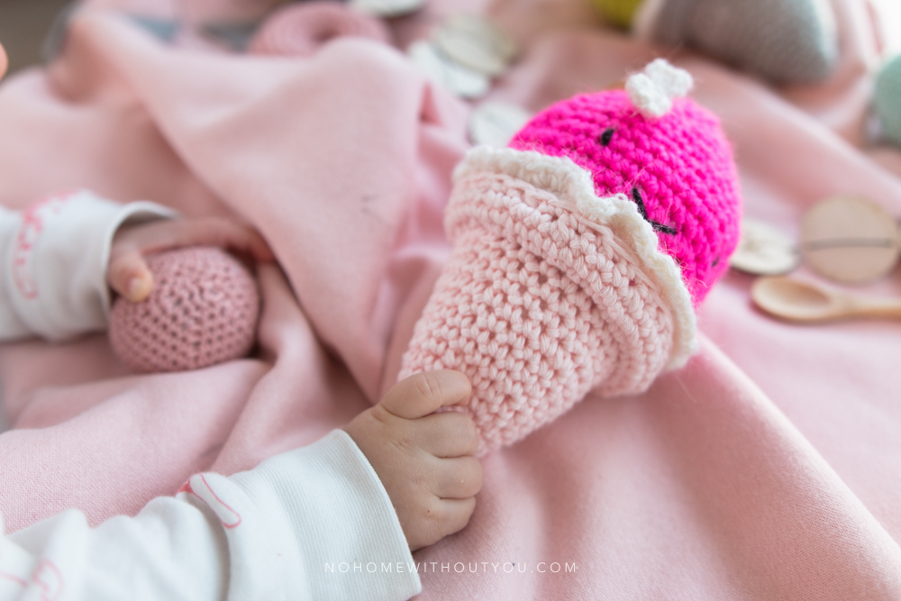 Ice Cream Party - Free amigurumi crochet pattern - No Home Without You blog (8 of 10)