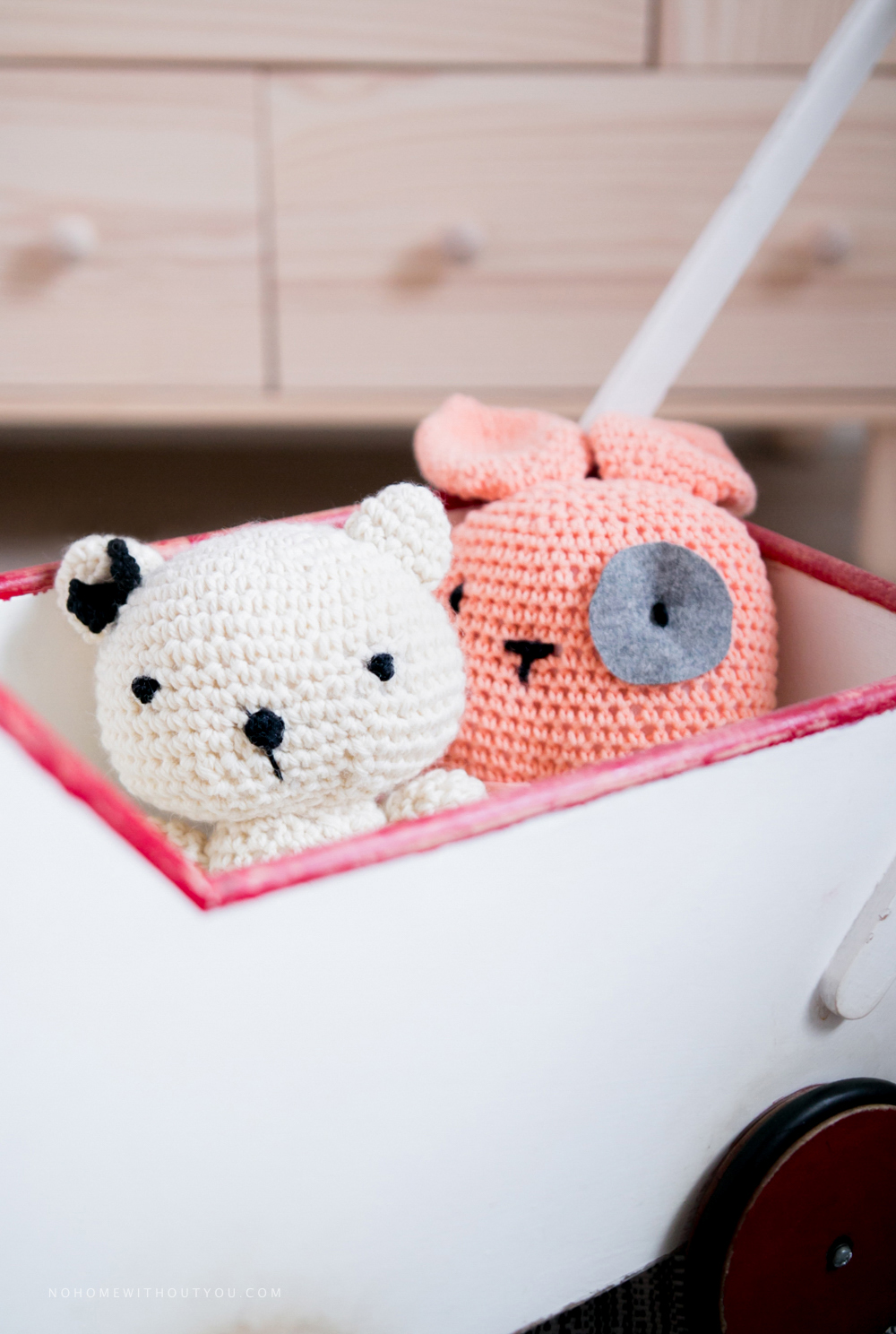 Crocheted amigurumi animals free pattern (1 of 1)