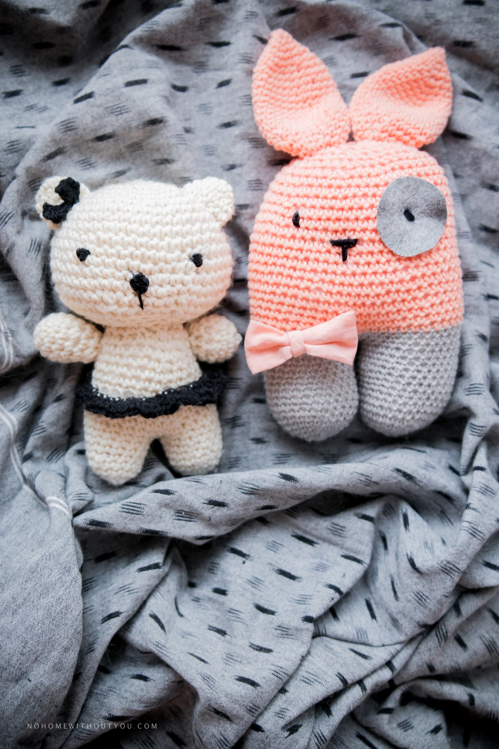 Crocheted amigurumi animals free pattern (5 of 10)