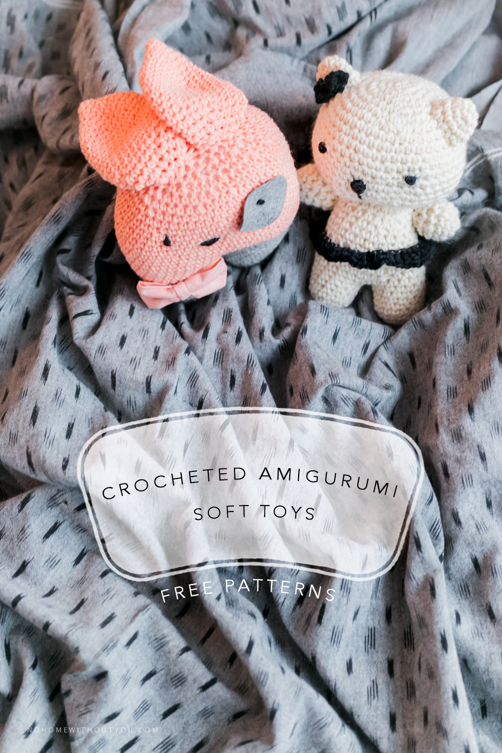 Crocheted amigurumi soft toys free pattern (10 of 10)