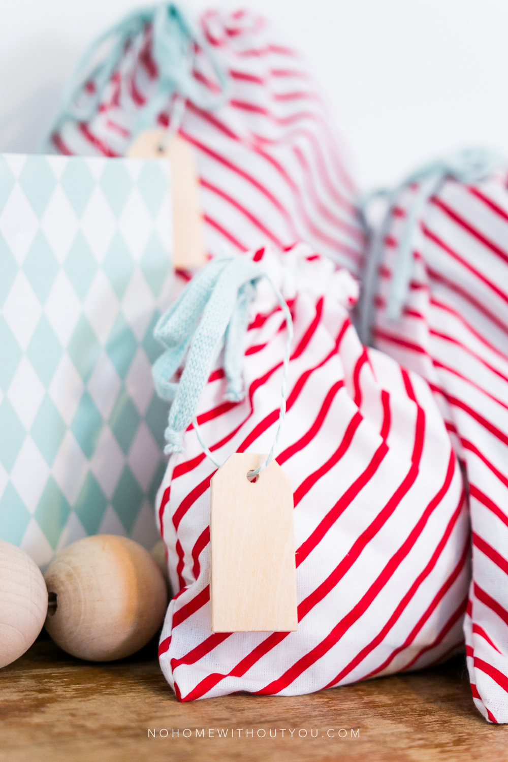 Gift wrapping bags - DIY - No Home Without You blog (3 of 5)
