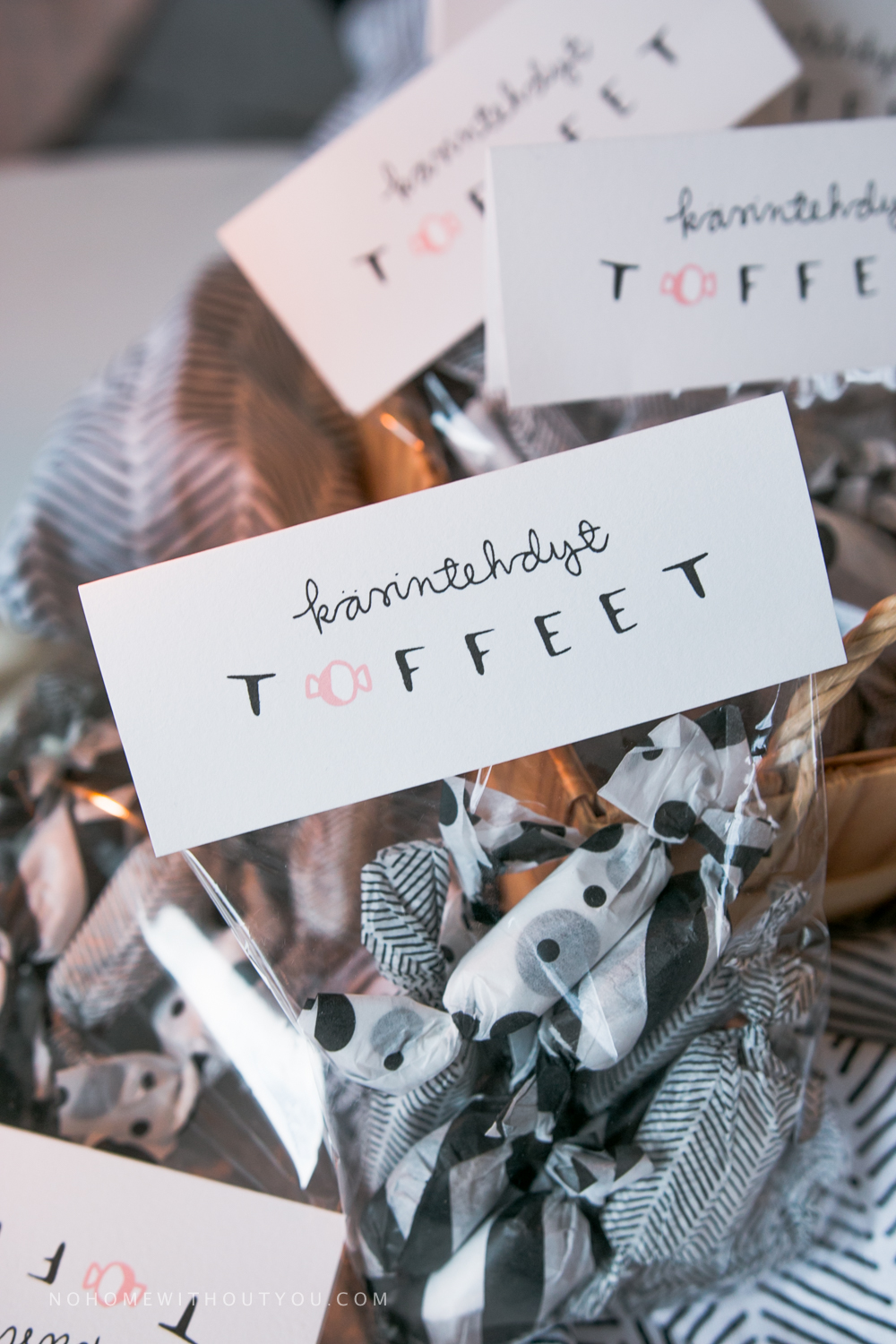 Homemade candy toffee treats - No Home Without You blog (2 of 3)