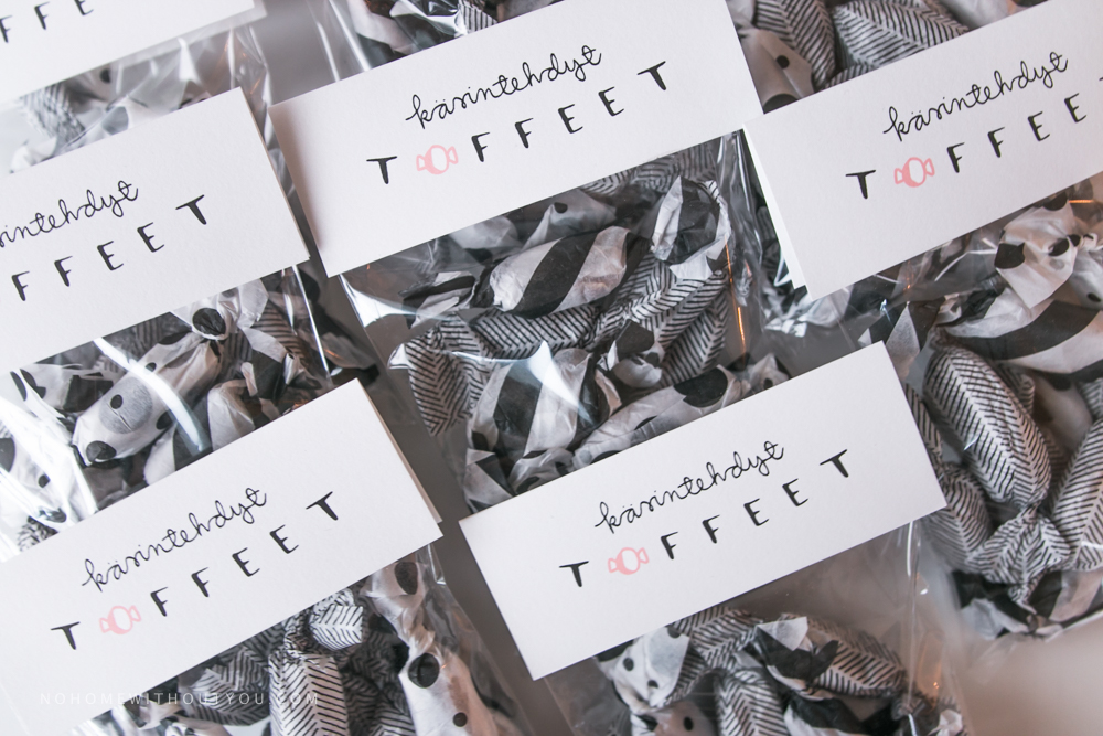 Homemade candy toffee treats - No Home Without You blog (3 of 3)
