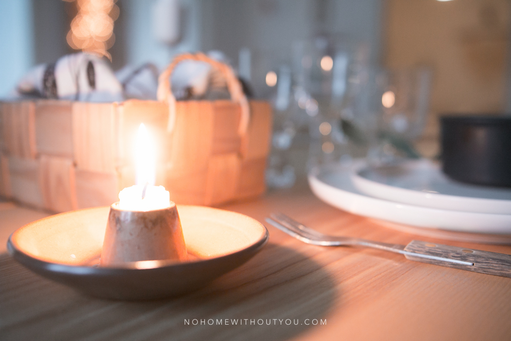 Linen napkins table setting No Home Without You blog (2 of 5)
