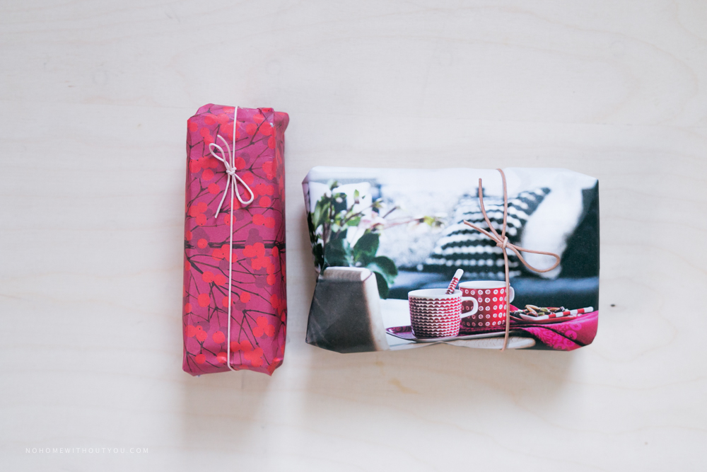 Recycled Christmas gift wrapping (4 of 10)