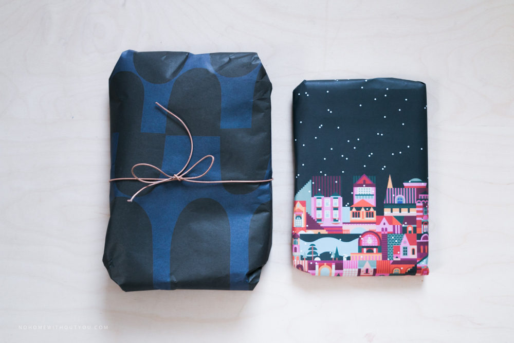 Recycled Christmas gift wrapping (5 of 10)