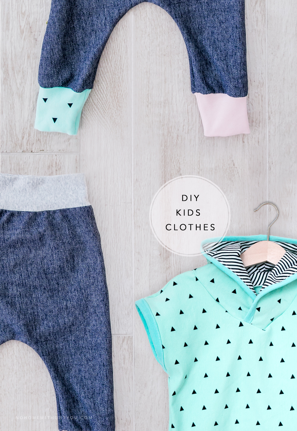 Sewing kids clothes No Home Without You blog (1 of 1)