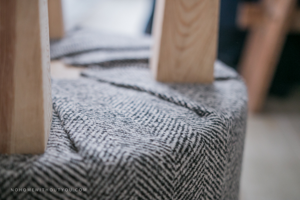 No home without you - DIY footstool makeover (6 of 12)
