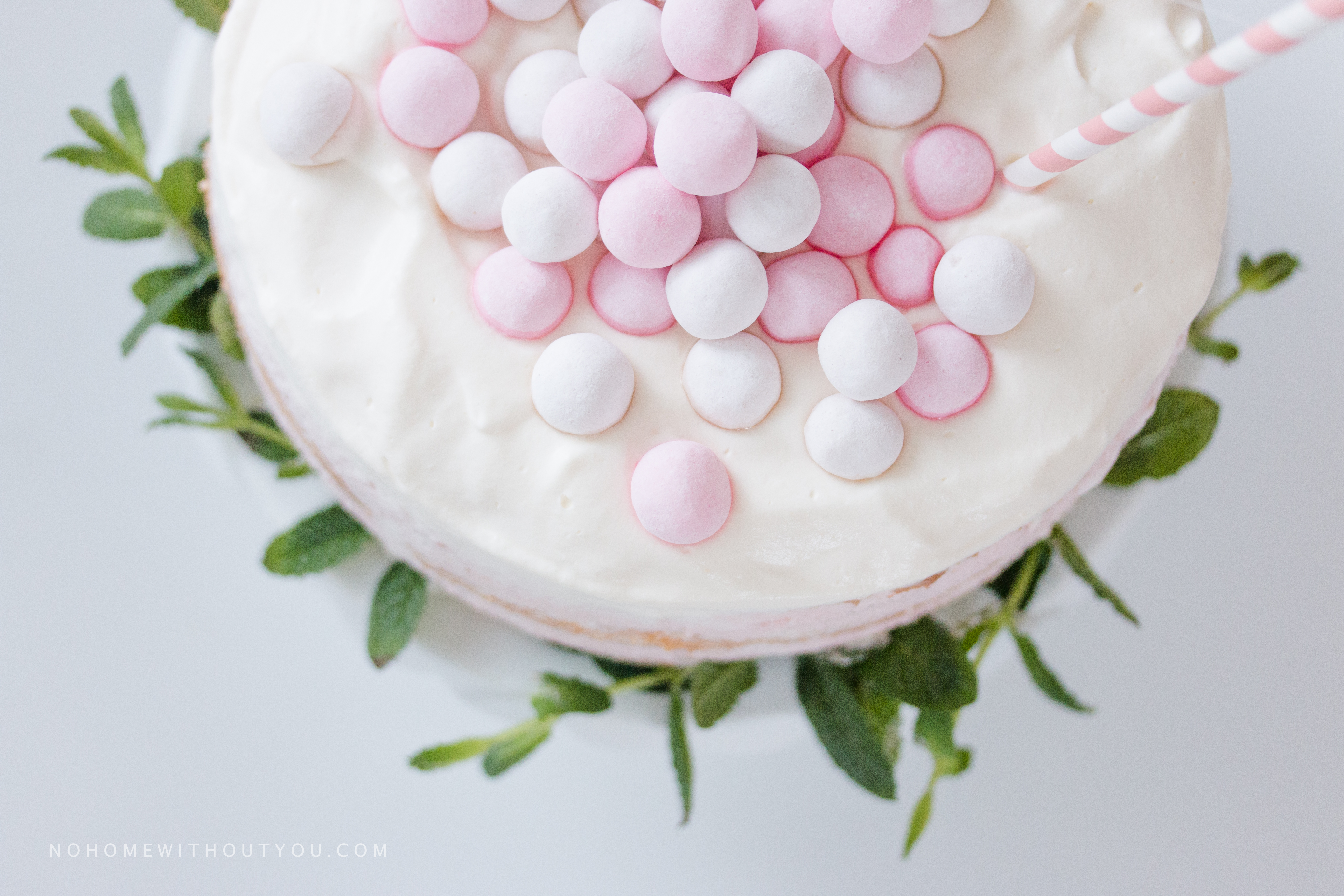 Strawberry Naked Cake - No home without you blog (6 of 13)